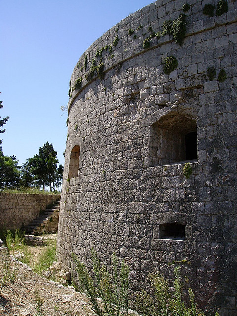 Fort Royal erőd, Lokrum