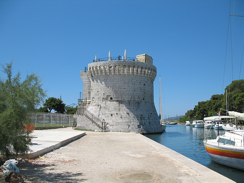Szent Márk-erőd (tvrdava sv. Marka), Trogir