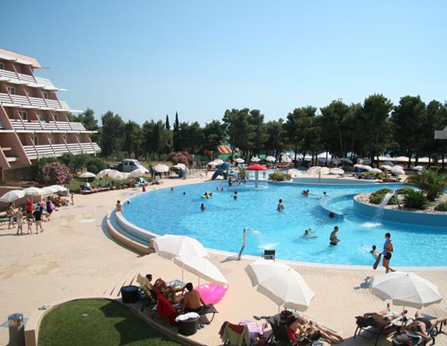 Hotel Olympia, Vodice