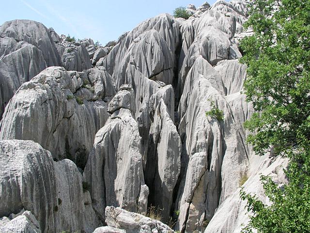 Vidakov kuk, Paklenica Nemzeti Park
