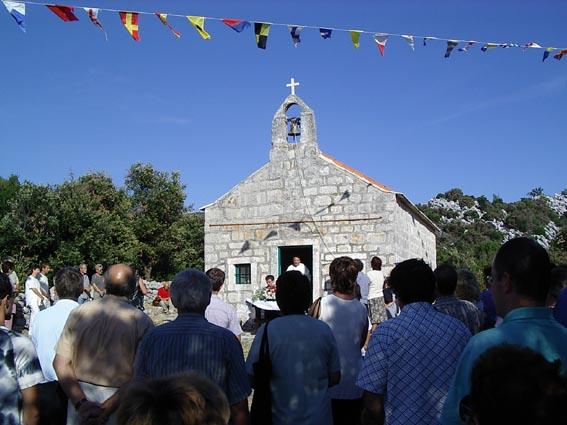 A Kisasszonyunk napját szeptember 8-án tartják Nakovana-ban.
