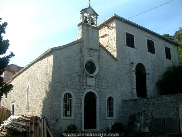 Szent Antal (Sv. Antun) Ferences-rendi kolostor, Ciovo