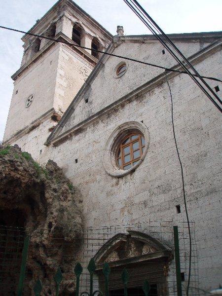 A Ferences rendiek Szent Lőrinc temploma, Sibenik