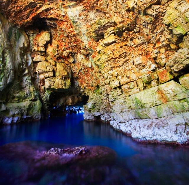 Odüsszeusz barlang