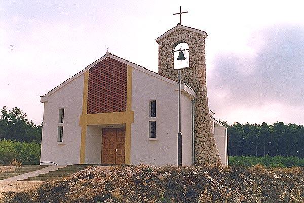 Mindenszentek temploma