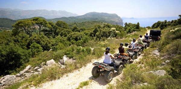 Aktív pihenés Dubrovnikban