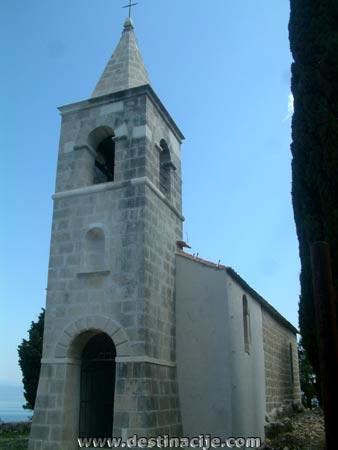 Szent Rókus templom, Trpanj