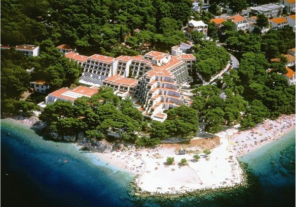 Hotel Soline, Brela