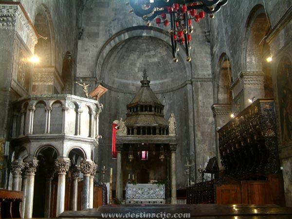 Szent Lőrinc katedrális, Trogir