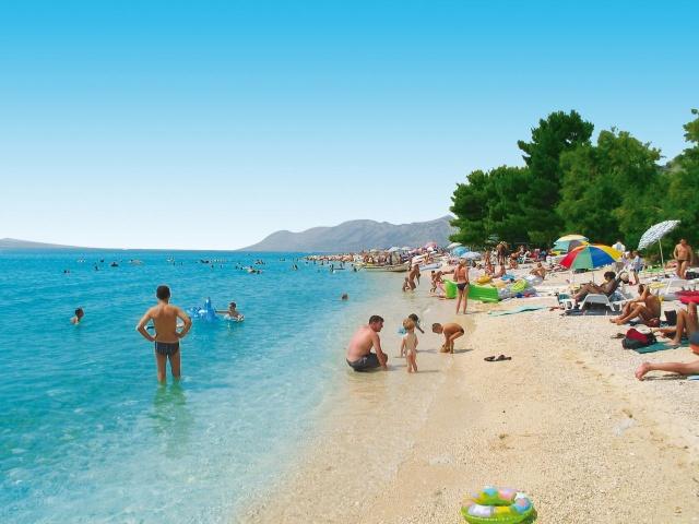 Strand, Baska Voda