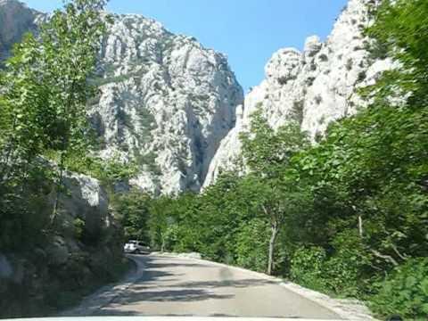Paklenica Nemzeti Park - Velika Paklenica