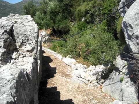 Ston - Ston védőfalai