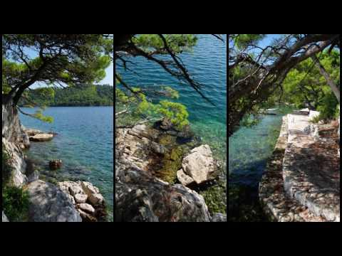 Mljet-sziget kpek
