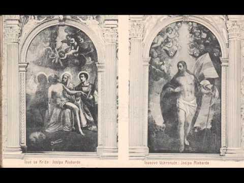 Vrboska - Régi képeslapok