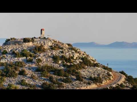 Pasman-sziget - Csodálatos panoráma a Pasman-szigeten