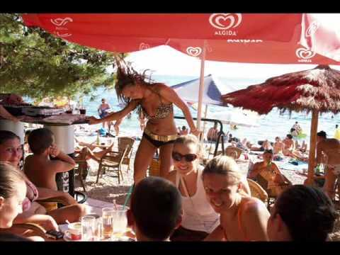 Baska Voda - Apollo Beach Bar - Baska Voda