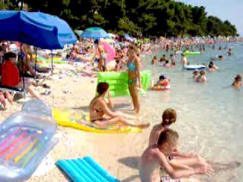 Baska Voda - Baska Voda strand